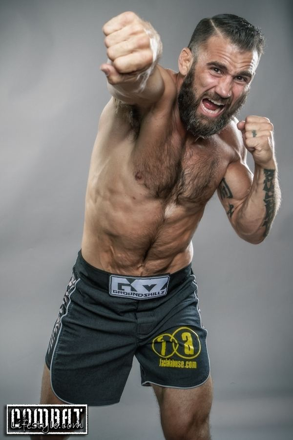 Phil Baroni The New York Bad Ass Never Say Die CombatLifeStyle