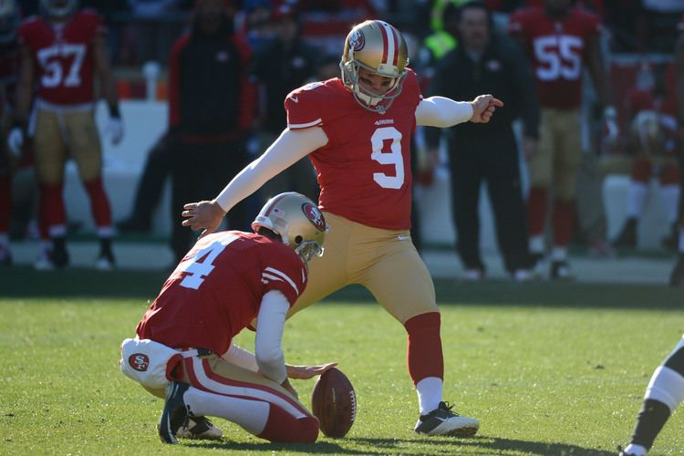 Phil Dawson 49ers kicker Phil Dawson still going strong at 40 South