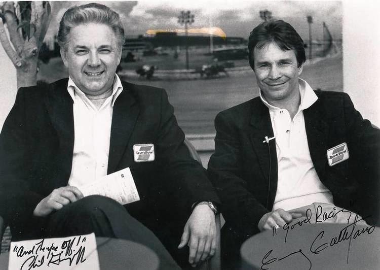 Phil Georgeff A friend remembers Arlington horse racing announcer Phil Georgeff