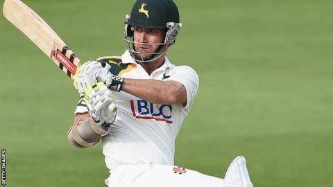 Phil Jaques Nottinghamshire batsman takes up coaching role BBC Sport