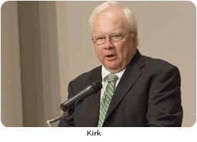 Phil Kirk Catawba Alumnus Phil Kirk 67 Speaks on Leadership Contends