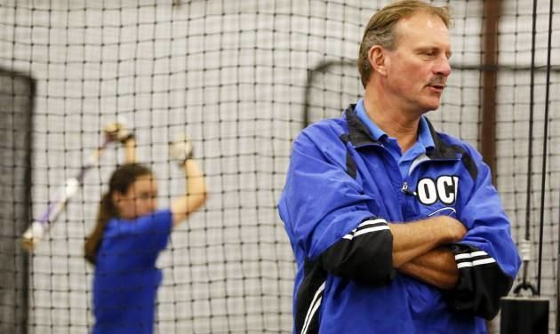 Phil McSpadden Phil McSpadden college softballs most successful coach thought