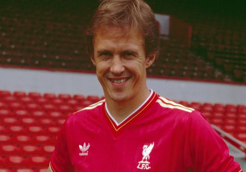 Phil Neal No5 Phil Neal Liverpool FC