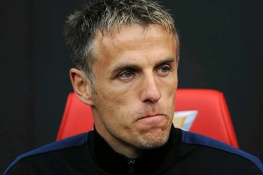 Phil Neville World Cup Phil Neville faces a Twitter backlash over