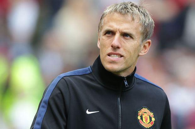 Phil Neville Manchester United coach Phil Neville unsure about his