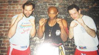 Phil Nurse Phil Nurse Thai Boxing