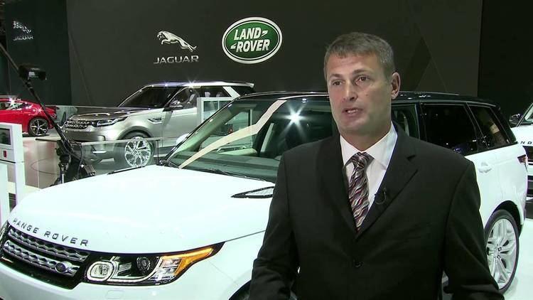Phil Popham Phil Popham Group Marketing Director Jaguar Land Rover