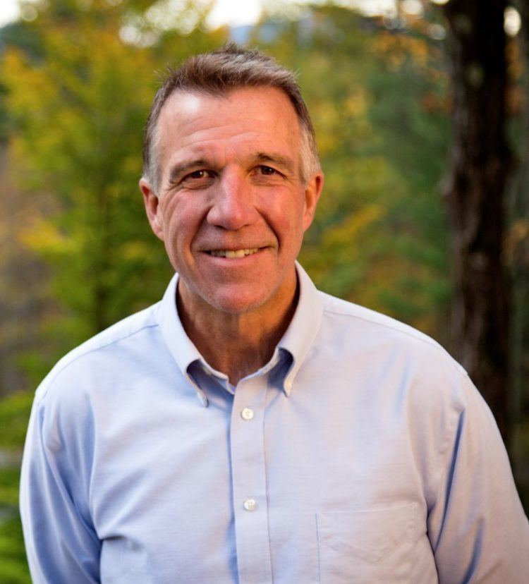 Phil Scott (politician) Who Mentored the Candidates for Governor and Lieutenant Governor
