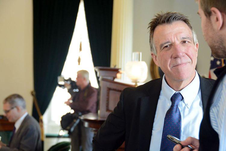 Phil Scott (politician) 4 Issues Candidate Phil Scott On Guns Taxes Marijuana And Health
