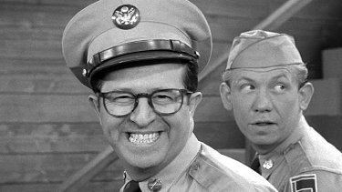 Phil Silvers THE PHIL SILVERS SHOW aka BILKO A TELEVISION HEAVEN REVIEW