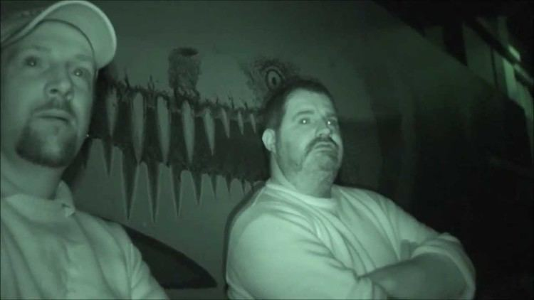 Phil Whyman UKHaunted chat to Phil Whyman at Peterborough Museum