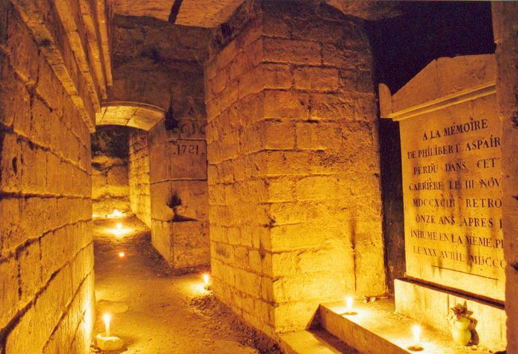 Philibert Aspairt The Paris Catacombs Ghost Philibert Aspairt DarkPariscom