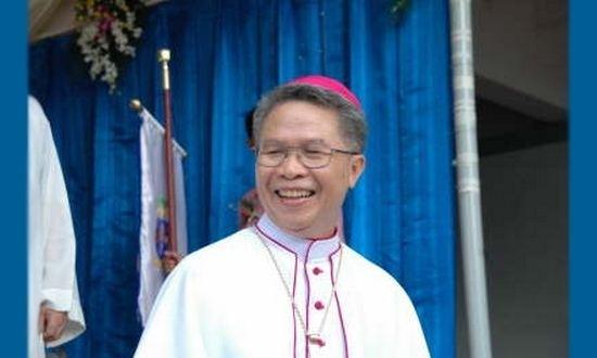 Philip Banchong Chaiyara Bishop Philip Banchong Chaiyara Bishop of Ubon Ratchathani Diocese