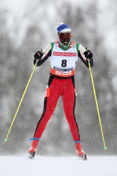 Philip Boit Philip Boit in Mens 10KM Qualifying FIS Nordic World Ski