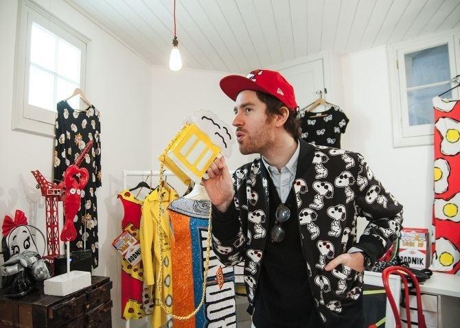 Philip Colbert Philip Colbert Fashion Designer and Pop Art Artist