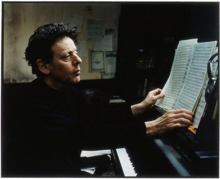 Philip Glass Philip Glass Solo Piano Performance musicvirginiaedu