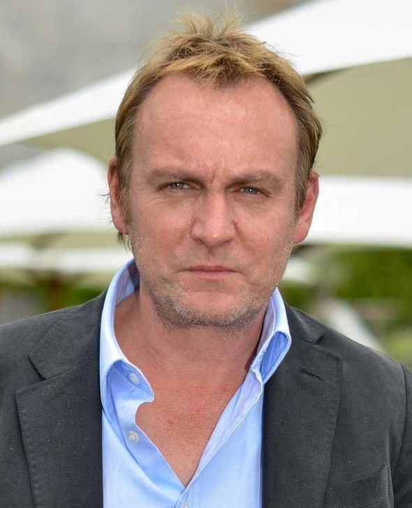 Philip Glenister Actor Philip Glenister opens up about his role in Outcast Life