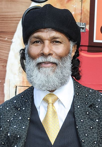 Philip Michael Thomas Philip Michael Thomas poses during a celebration of the