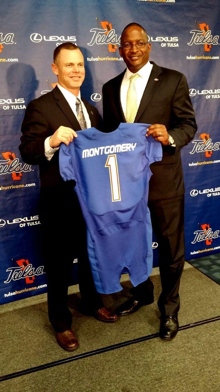 Philip Montgomery Tulsa introduces Baylor39s Philip Montgomery as head coach