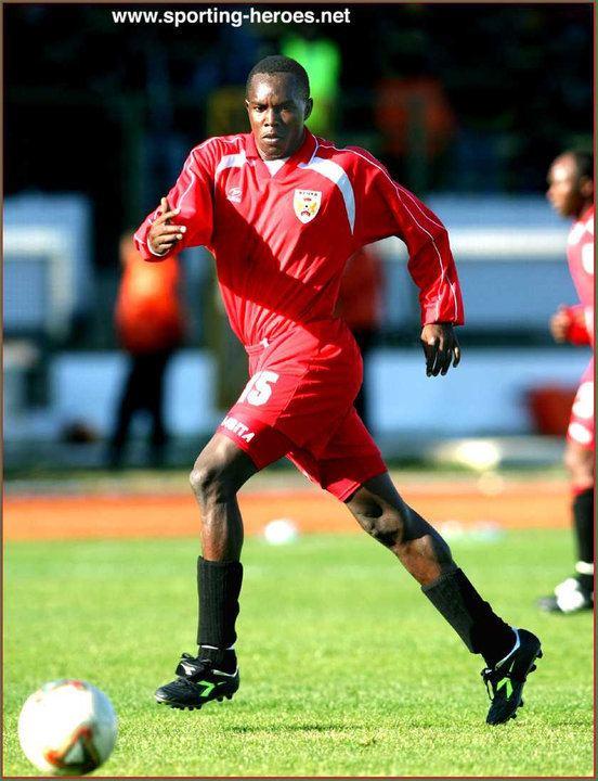 Philip Opiyo Philip Opiyo African Cup of Nations 2004 Kenya