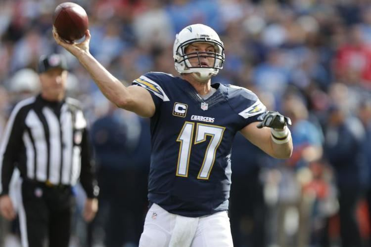 Philip Rivers Chargers Wont Rule out Taking QB in NFL Draft to Groom Behind