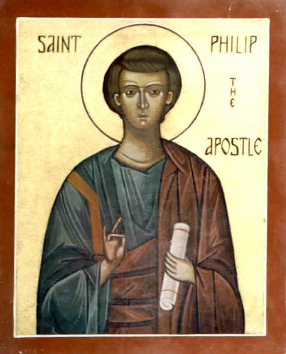 Philip the Apostle httpsimagesocaorgiconslgnovember1114bphil