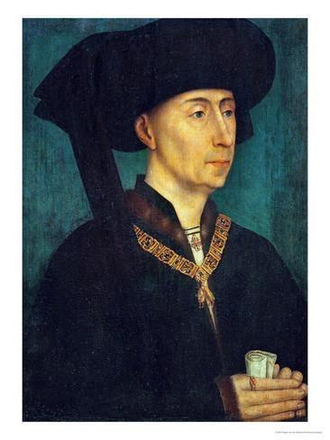 Philip the Good Philip the Good Duke of Burgundy 13961467 Giclee Print
