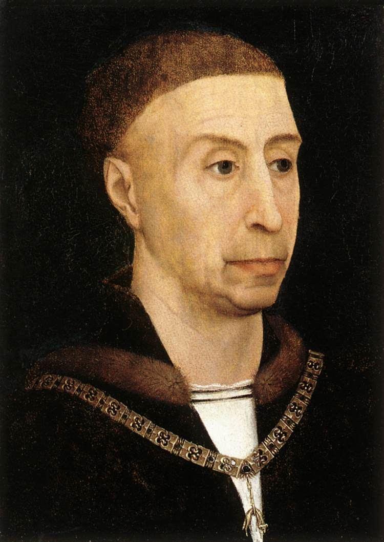 Philip the Good FileRogier van der Weyden Portrait of Philip the Good