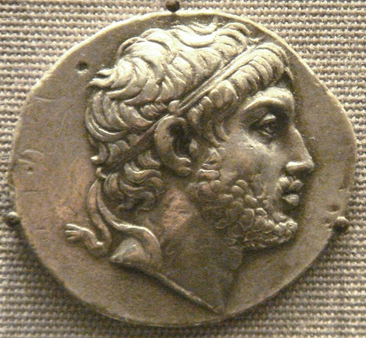 Philip V of Macedon Philip V of Macedon Wikipedia the free encyclopedia