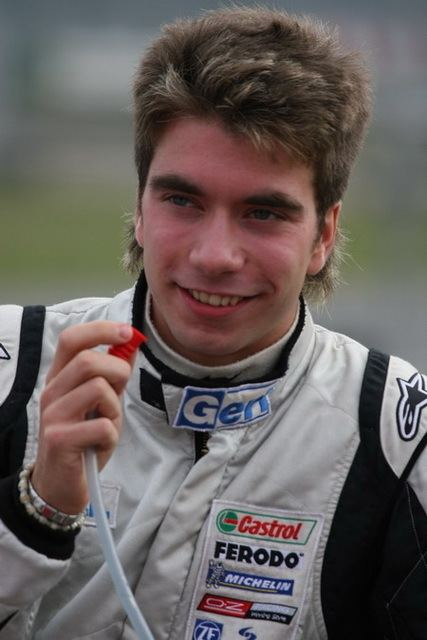 Philipp Eng Austrian Philipp Eng confirmed in F2 for 2009 photos