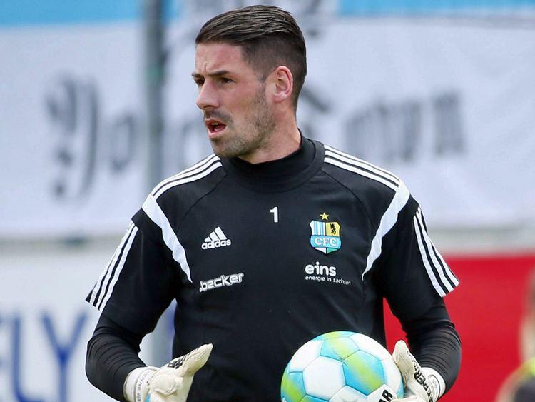Philipp Pentke Pentke muss den CFC verlassen 3 Liga