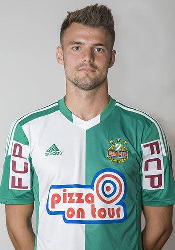 Philipp Prosenik Kader SK Rapid Wien II Regionalliga Ost