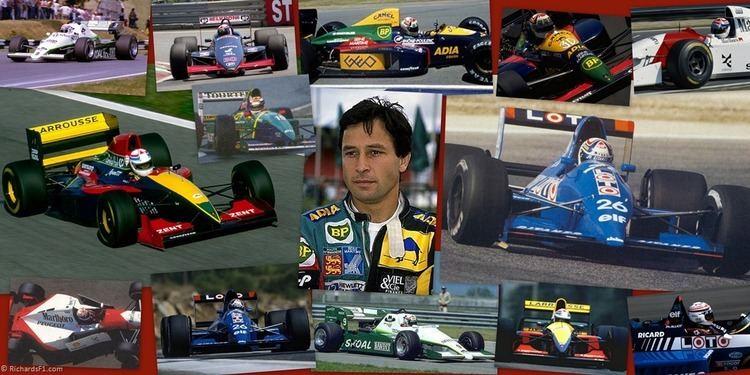 Philippe Alliot Happy birthday Philippe Alliot MotorsportM8