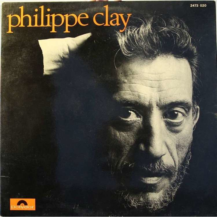 Philippe Clay AU VOLANT DE MA VALSE by PHILIPPE CLAY LP Gatefold with
