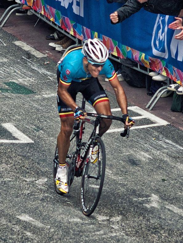 Edition Belge Sprint 2013 Vignette N°069 Philippe Gilbert