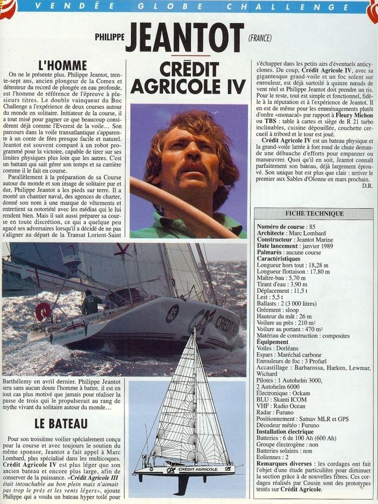 Philippe Jeantot Document sans titre