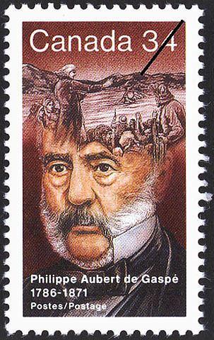 Philippe-Joseph Aubert de Gaspé Biography AUBERT DE GASP PHILIPPEJOSEPH Volume X 18711880