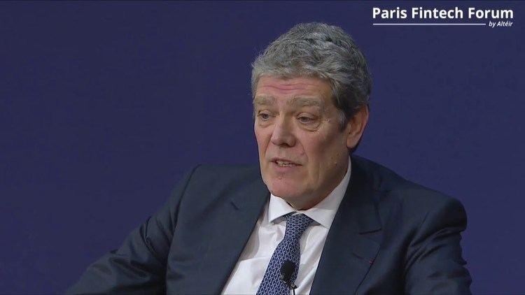 Philippe Lazare Interview Philippe Lazare CEO Ingenico YouTube