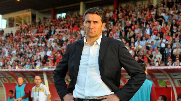 Philippe Montanier Philippe Montanier Real Sociedad and their French