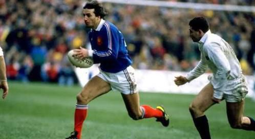 Philippe Sella IRB Rugby Hall of Fame Philippe Sella Ou Grote Rugby