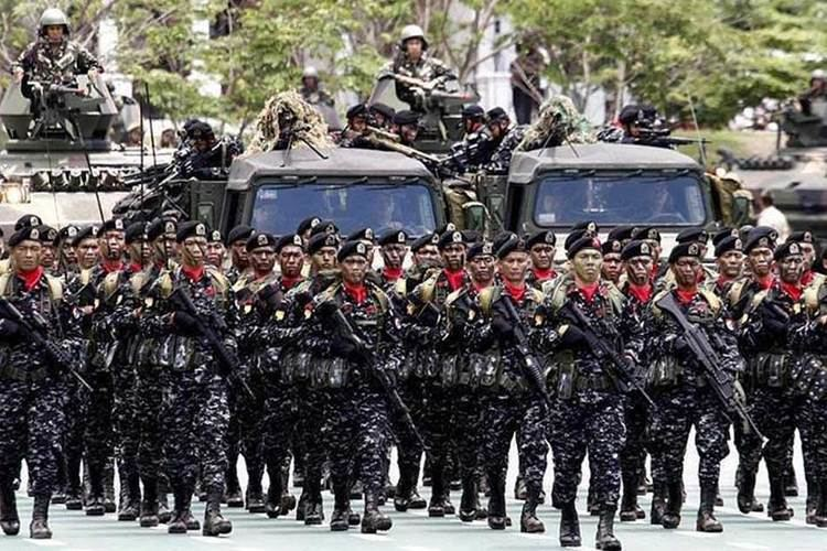 Philippine Army Philippine Army chief proud of unit39s current state ABSCBN News