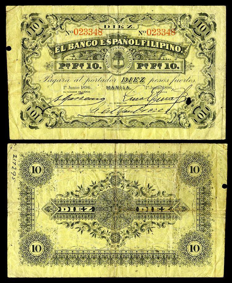 Philippine peso fuerte