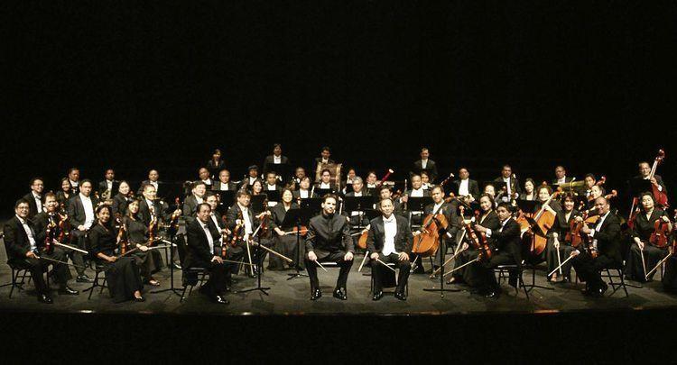Philippine Philharmonic Orchestra Philippine Philharmonic Orchestra to close concert season with