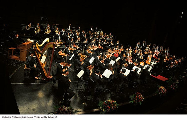 Philippine Philharmonic Orchestra Philippine Philharmonic Orchestra to stage a onenight only concert