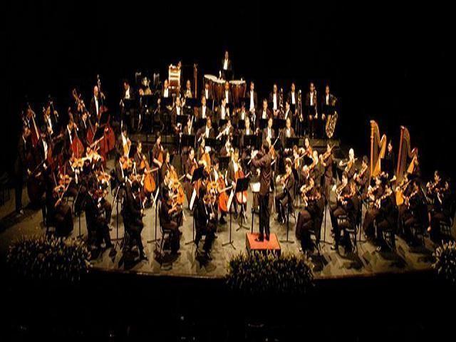 Philippine Philharmonic Orchestra PPO principal conductor invites Duterte Robredo to sendoff concert