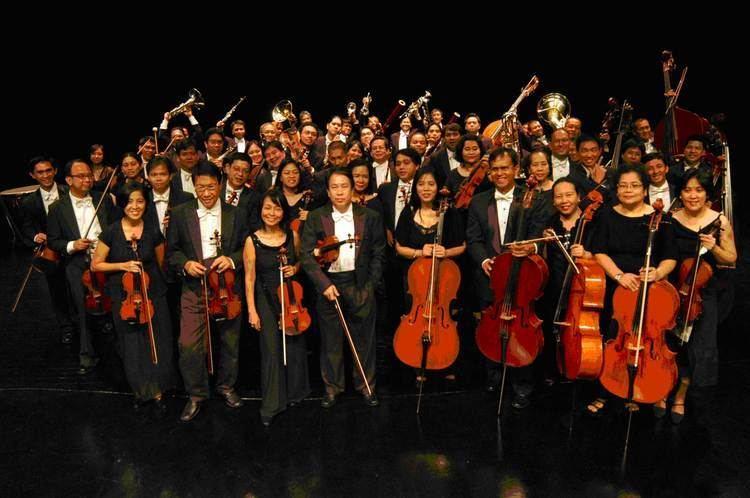 Philippine Philharmonic Orchestra Philippine Philharmonic Orchestra VERY WANG