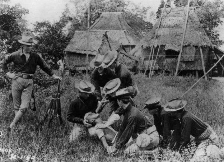 Philippine–American War PhilippineAmerican war Gina Apostol