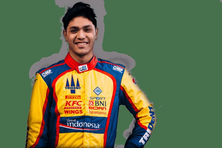 Philo Paz Armand Philo Paz Armand Indonesian GP2 Racing Driver