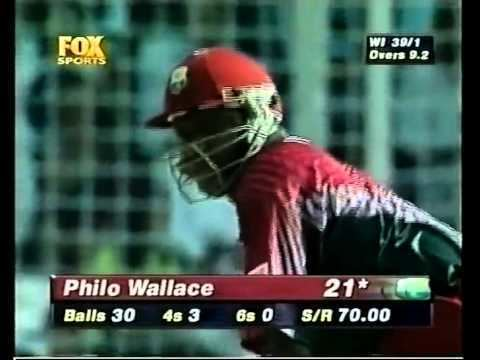 Philo Wallace (Cricketer) family