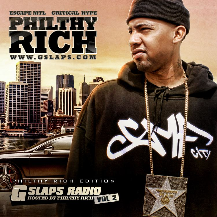 Philthy Rich GSlaps Radio Vol 2 Hosted by Philthy Rich Mixtape